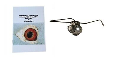 Reference to Eyesign  and Eyesign Glass Set - Racing Pigeon Eye sign gift