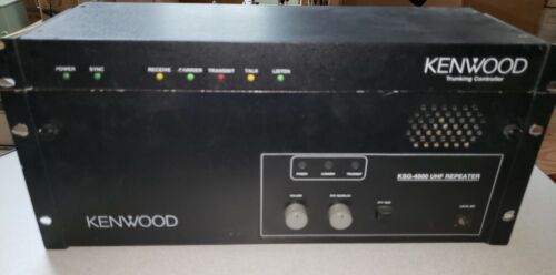 SELLER REFURBISHED KENWOOD KSG-4500 100 WATT UHF 450-470 REPEATER