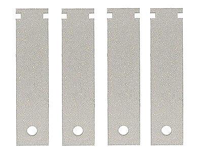 Dryer Bearing Slide - (4 PACK) AP5668531 Dryer Bearing Slide for GE - NEW