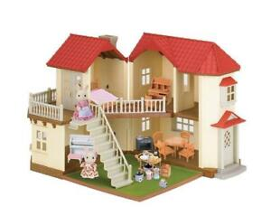 New Calico Critters CC2066 Luxury Townhome Gift Set