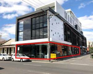 Pop up Shop / Warehouse SPACE - Fitzoy, HUGE STREET FRONTAGE