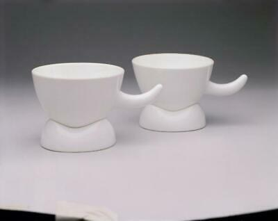 Super Rare Isamu Noguchi Cup And Saucer TWO sets with box - MINT
