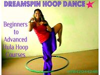 Learn to Hula Hoop! Beginners Starts April 3rd 6pm