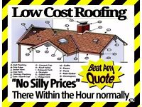 """NO SILLY PRICES"" 60min Response ☎️FREE QUOTE & FREE CALLOUT☎️(24hrs 7dy) (Roofing Repair Services)"