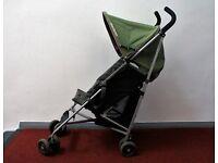 Maclaren Triumph pushchair/ stroller