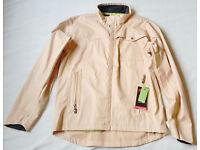 Vulpine Men's British Harrington Urban Cycling Jacket, EPIC® RAIN & WIND proof, brand NEW with tags