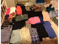 Big bundle of mainly size 10 ladies clothes