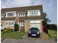 Lovely 3 double bedroom semi detached home, in great Fareham location