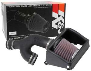 K&N 63 Series Cold Air Intake for 2017-2019 Ford F-150 3.5L Ecoboost | www.motorwise.ca