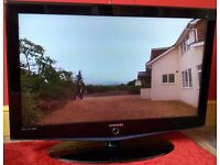 "40"" Samsung LE40R73 HD LCD TV with freeview HDMI scart VGA in good condition. Can deliver"