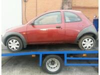 Ford ka 2002 breaking for parts