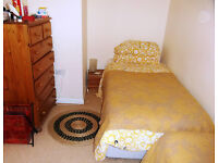 Spacious Twin Room in Lewisham, SE13