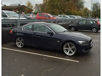BMW 3 Series 325i Coupe Sat Nav Cades
