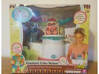 Girl Gourmet Fondant Cake Maker - BNIB - Unwanted Gift