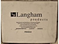 Langham bath step 4 height settings