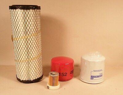 Kubota L2800 L3200 L3400 And L3800 Dt Df Filter Kit Non Hst