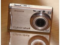 Sony W200 Compact Digital Camera - Full Spectrum for Ghost Hunting