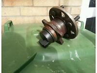 Kia picanto rear hub abs