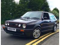 *RARE!* 1990 VW GOLF MK2 GTI 16V 3DR BLACK BLUE *1 OWNER FROM NEW!*