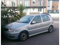 Vw polo 6n2 2000 1.4 tdi