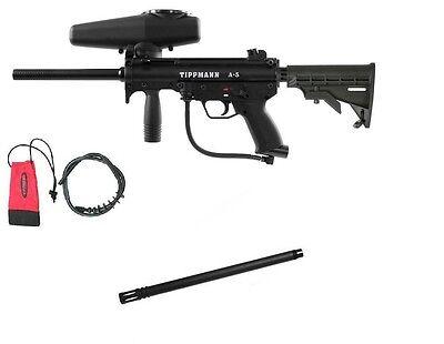 New Tippmann A5 Extreme Sniper Paintball Rifle Gun Tactical