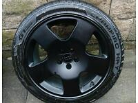 Audi Competition Alloy Wheels 17 Volkswagen Seat Skoda