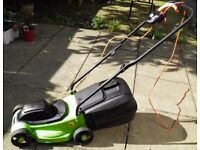 electric lawn mover for sale