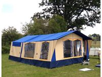 Conway Classic Trailer Tent: Superb condition