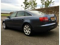 AUDI A6 3.0 TDI QUATTRO - RARE, TOP SPEC WITH MANY EXTRAS, VERY POWERFUL, FULL AUDI SERVICE HISTORY