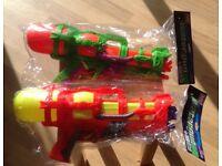2 x Toy Water Guns