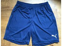 Men's Puma Shorts (for sport) (LARGE size only)
