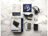 Sony Cyber-Shot DSC-T90 12.1MP Compact Digital Camera - SILVER - £40