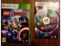 Xbox 360 Lego Marvel Avengers Game