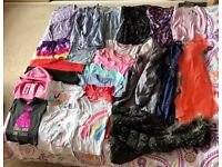 5-6 years girls clothes bundle