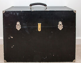 Wooden carrying case for View Camera