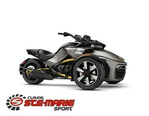 2017 Can-Am Spyder  F3-S SE6 -