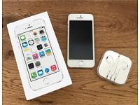 Apple iPhone Silver 5s 32gb