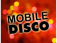 Mobile Discos from £169