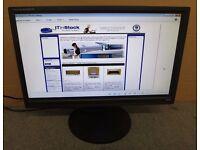 "Iiyama Prolite 82280HS Flatscreen 22"" monitor Perfect condition"