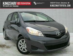 2012 Toyota Yaris 5-DR Hatchback LE - Convenience Package