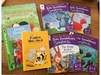 Oxford Reading Tree / Jolly Phonics Reading Books Stage 1-4