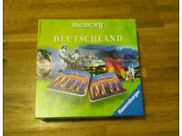 "Memory Game ""Germany"" / Deutschland"
