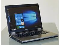 TOSHIBA TECRA A10- Laptop-very good working condition!