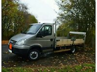 Iveco 50c15 NO VAT alloy split dropside, 2008,53700 genuine miles ,FSH