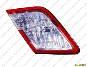 Trunk Lamp Driver Side (Back-Up Lamp) Hybrid High Quality Toyota Camry 2007-2009