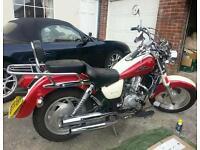 125 Lifan King Motobike