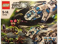70709 LEGO Galaxy Squad - Galactic Titan sealed set.
