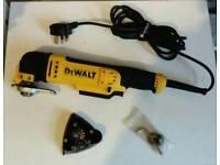 Very Good Condition Dewalt 300W Multitool