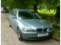 BMW 318i Tourer 2003 Spares or repairs
