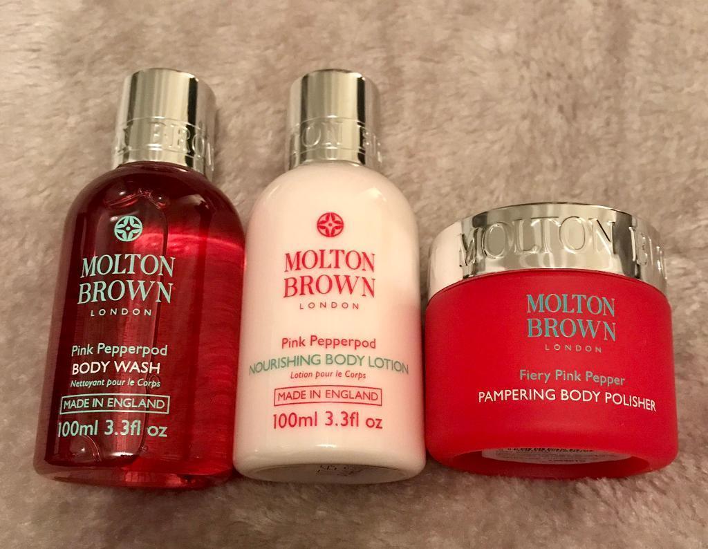 Molton Brown Gift Set - New